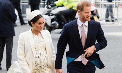 Công nương Meghan, Meghan, Hoàng tử Anh