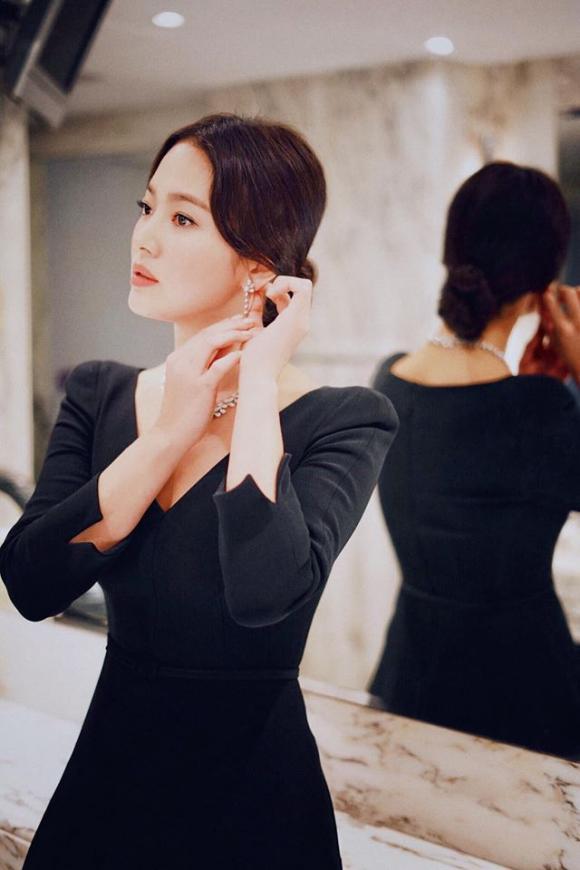 song hye kyo, bệnh ngôi sao, sao hàn