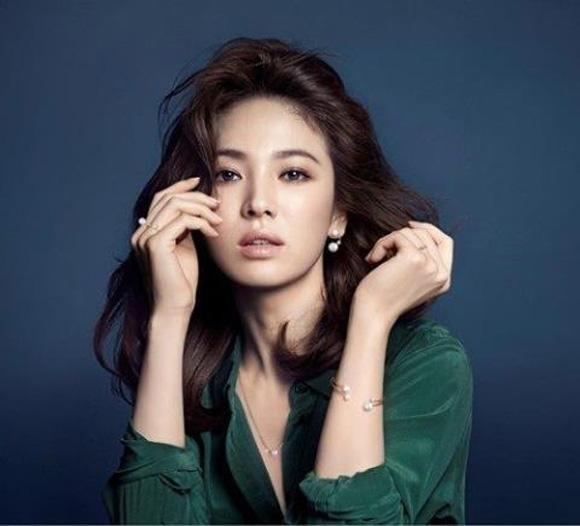 Song Hye Kyo, Song Joong Ki, mỹ nhân Hàn