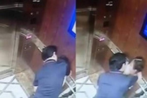 sàm sỡ bé gái trong thang máy, Nguyễn Hữu Linh, Dâm ô trẻ em