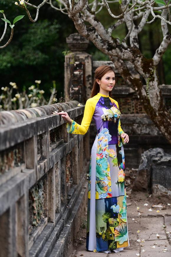Lụa Phương Mai, Festival Nghệ truyền thống Huế 2019, Phương Mai Silk