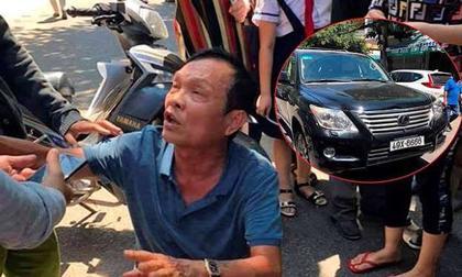 tai nạn giao thông kinh hoàng, xe lexus gây tai nạn, tai nạn giao thông Bình Định