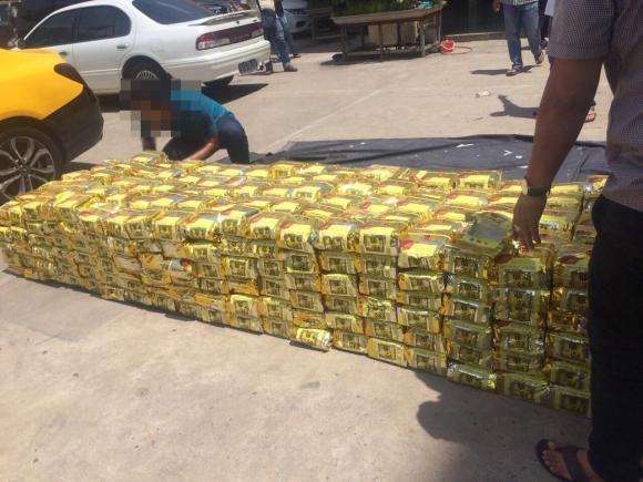 Bắt hơn 1 tấn ma túy, tin pháp luật, buôn bán ma túy