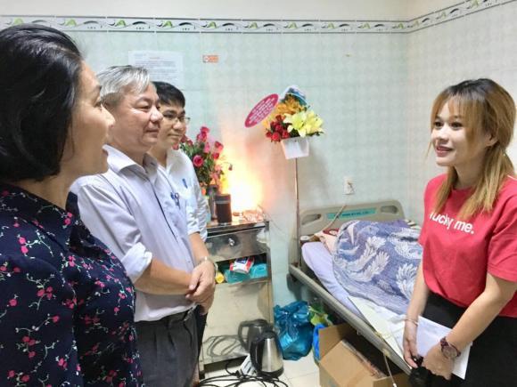 nghệ sĩ Lê Bình,Lê Bình bị ung thư,sao Việt