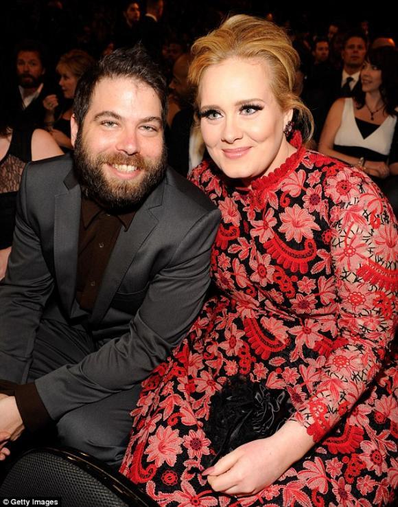 Ca sĩ Adele, simon konecki, sao hollywood