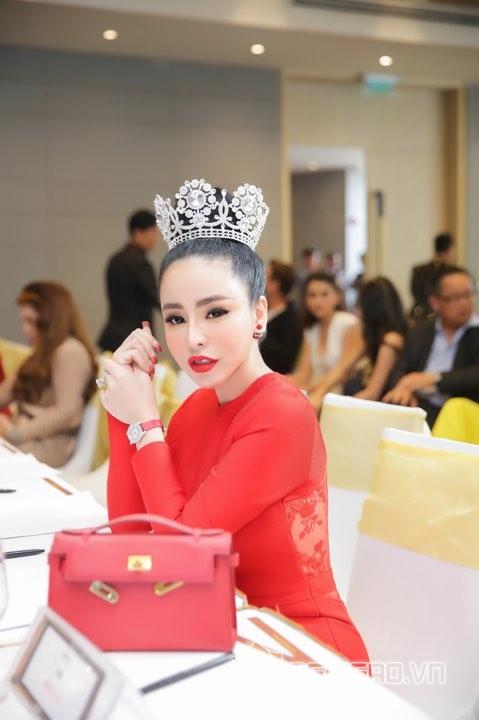 Hoa hậu Hạ My, Hoa hậu điện ảnh 2019, Sao Việt