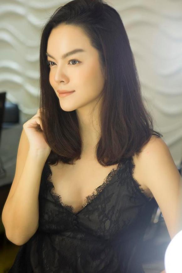 Phạm Quỳnh Anh,Phạm Quỳnh Anh mặc áo 2 dây,sao Việt