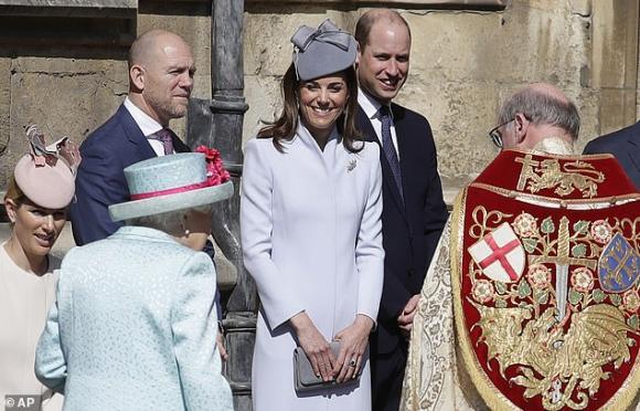 công nương kate middleton, công nương meghan, hoàng tử harry, hoàng tử william, hoàng gia anh