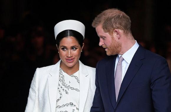 Meghan Markle,Meghan sinh con,em bé Hoàng gia,Doria Ragland