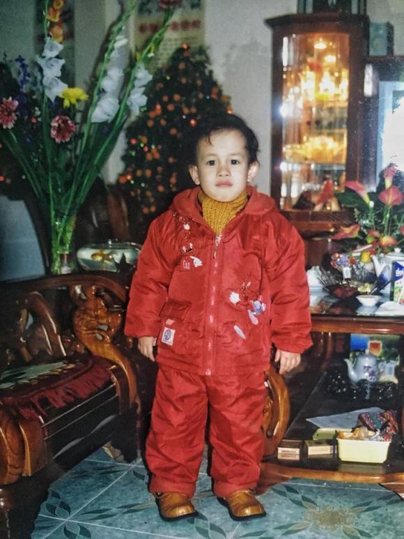 con trai Tuấn Tú, Quang Anh, diễn viên Quang Anh