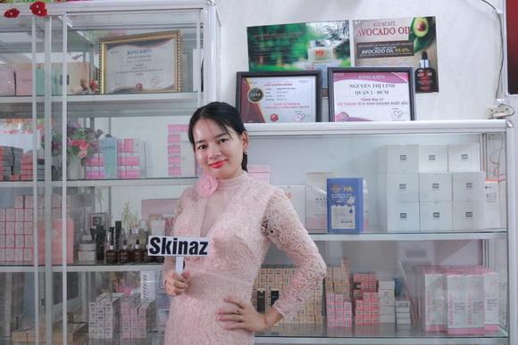 Mỹ phẩm Skinaz, Mỹ phẩm Hàn Quốc, Mỹ phẩm thiên nhiên