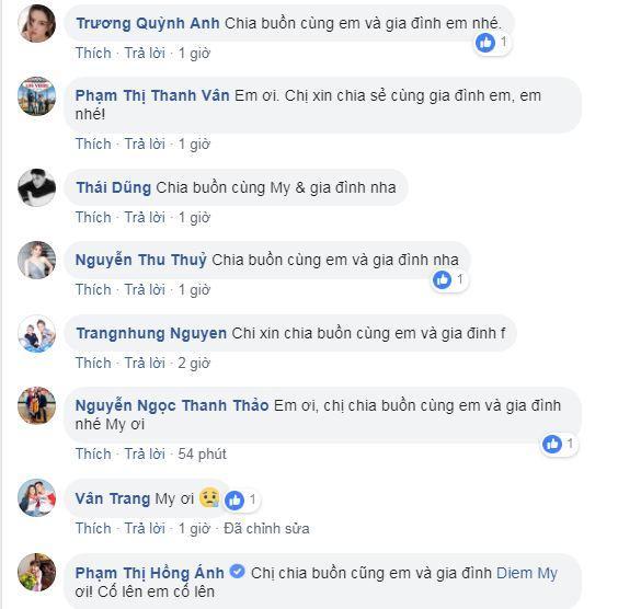 Diễm My 9x, mẹ Diễm My 9x, sao Việt