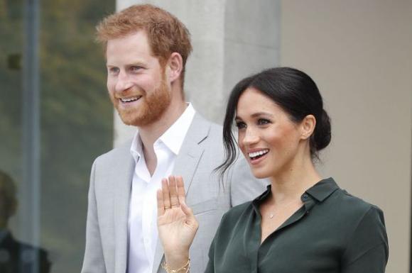 Hoàng gia Anh,Hoàng tử Harry,Meghan Markle