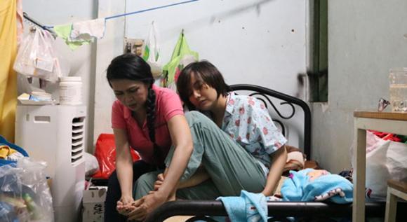 diễn viên Thúy Anh, Hồ Bích Trâm, sao Việt