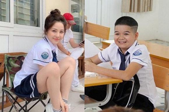 Hoàng Thùy Linh, hot girl Trâm Anh, sitcom Siêu quậy