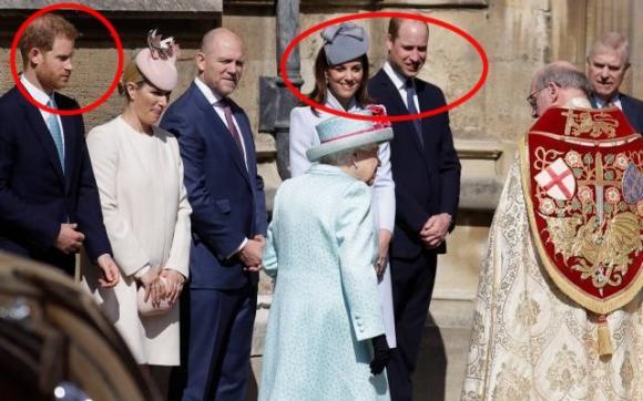 Hoàng gia Anh,Công nương Kate,Hoàng tử William