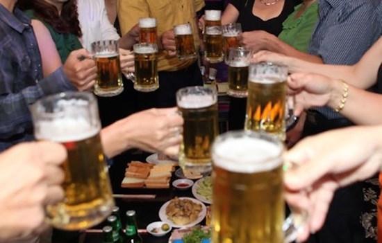 Tác hại của rượu bia, Rượu bia gây bệnh