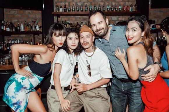 Hà Anh, em gái Hà Anh, bạn trai em gái Hà Anh, sao Việt
