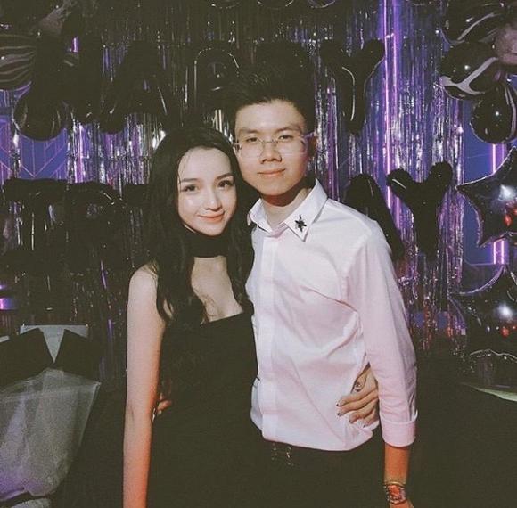 Em trai Phan Thành, Phan Hoàng, Phan Hoàng chia tay bạn gái