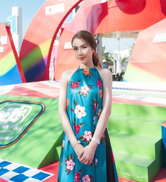 Tường Linh, Hoa hậu sắc đẹp Châu Á 2017, sao việt