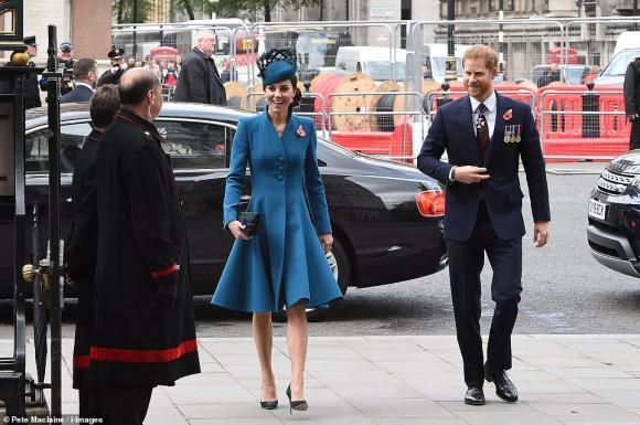 công nương kate middleton, hoàng tử harry, hoàng gia anh