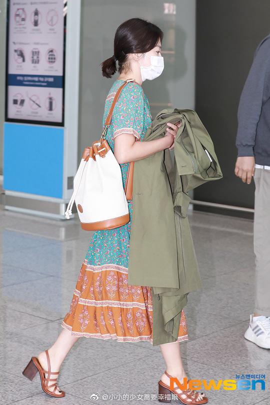 song hye kyo, thời trang sân bay, sao hàn