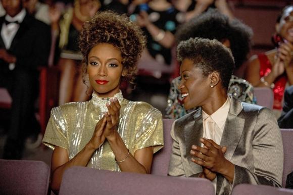Robyn Crawford,tình yêu đồng tính của Whitney Houston,Whitney Houston,sao Hollywood