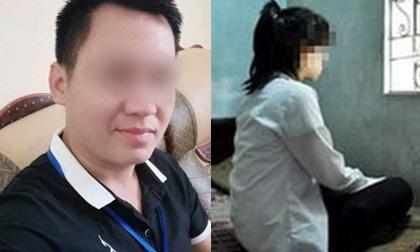 dâm ô, thầy giáo, nữ sinh, Bình Thuận