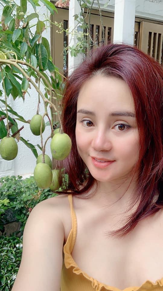 Vy Oanh,biệt thự của Vy Oanh,vườn cây ăn trái của Vy Oanh