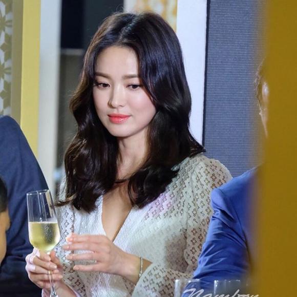 song hye kyo, sao hàn