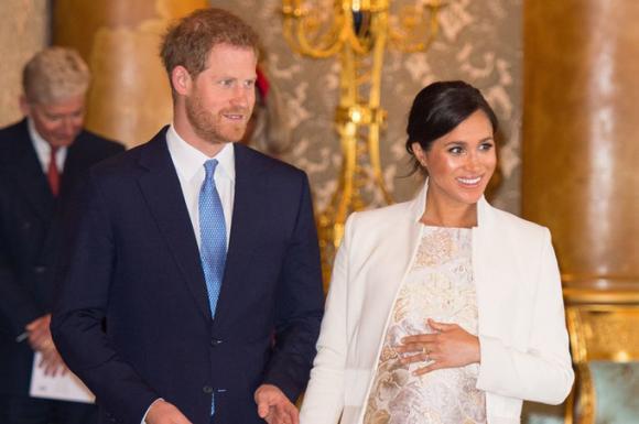 Hoàng gia Anh,Meghan sinh con đầu lòng,Meghan Markle