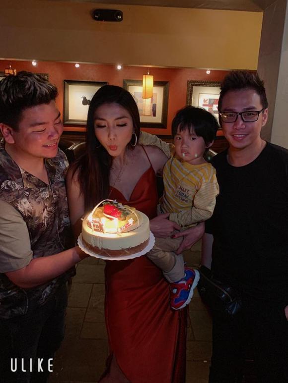 Ngọc Quyên, sinh nhật Ngọc Quyên, sao Việt