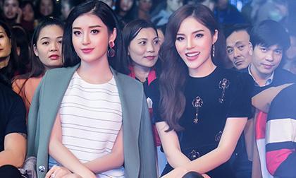 hoa hậu Nguyễn Cao Kỳ Duyên, sao Việt,  Kỳ Duyên, phát tướng
