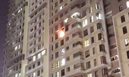 Bé gái rơi từ tầng 14 chung cư KĐT Xa La, Bé gái rơi chưng cư, tin nóng