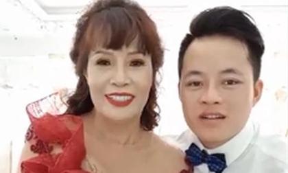 chàng trai 17 tuổi lấy vợ U50, Mối tình đũa lệch, Mạng xã hội