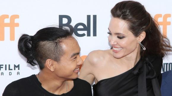 Angelina Jolie,Brad Pitt,Angelina Jolie - Brad Pitt ly hôn,Maddox