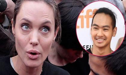 Maddox,con trai cả của Angelina Jolie,Brad Pitt,sao Hollywood