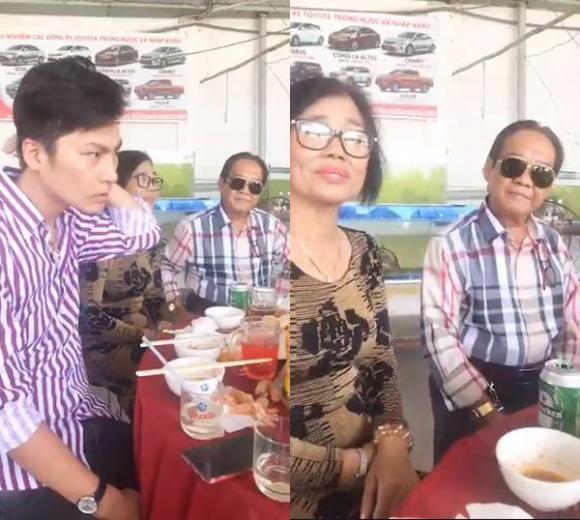Lâm Khánh Chi, bố mẹ chồng Lâm Khánh Chi, ca sĩ chuyển giới