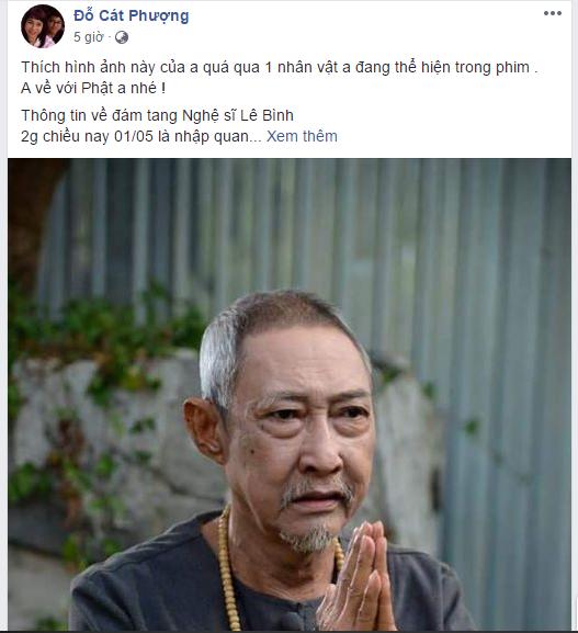 Lê Bình,Cát Phượng,sao Việt