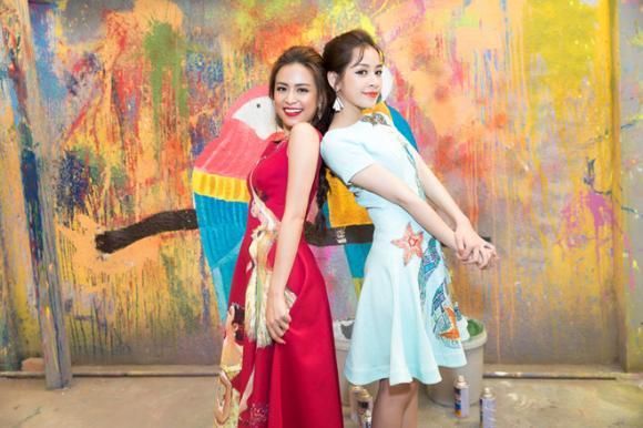 Chi Pu, Hoàng Thùy Linh, sao Việt