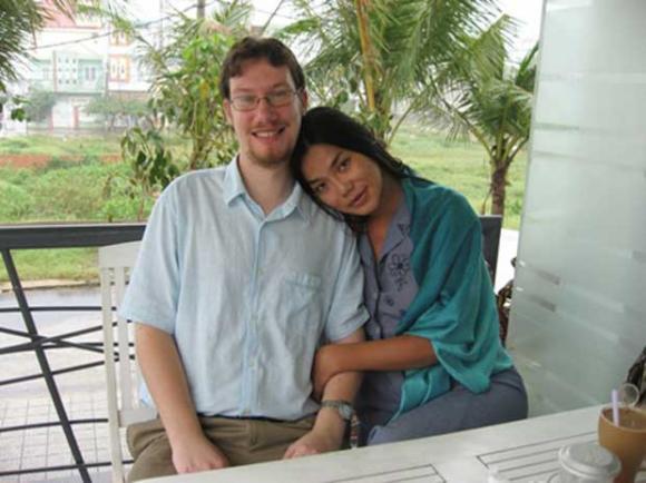 Cindy Thái Tài, chồng Cindy Thái Tài, ca sĩ chuyển giới