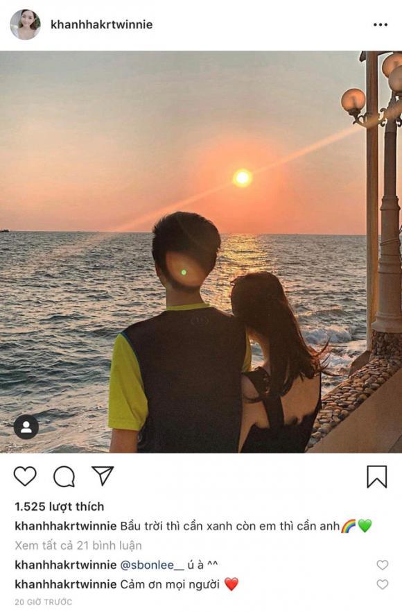 Em trai Phan Thành, Phan Hoàng, Phan Hoàng quay lại với bạn gái