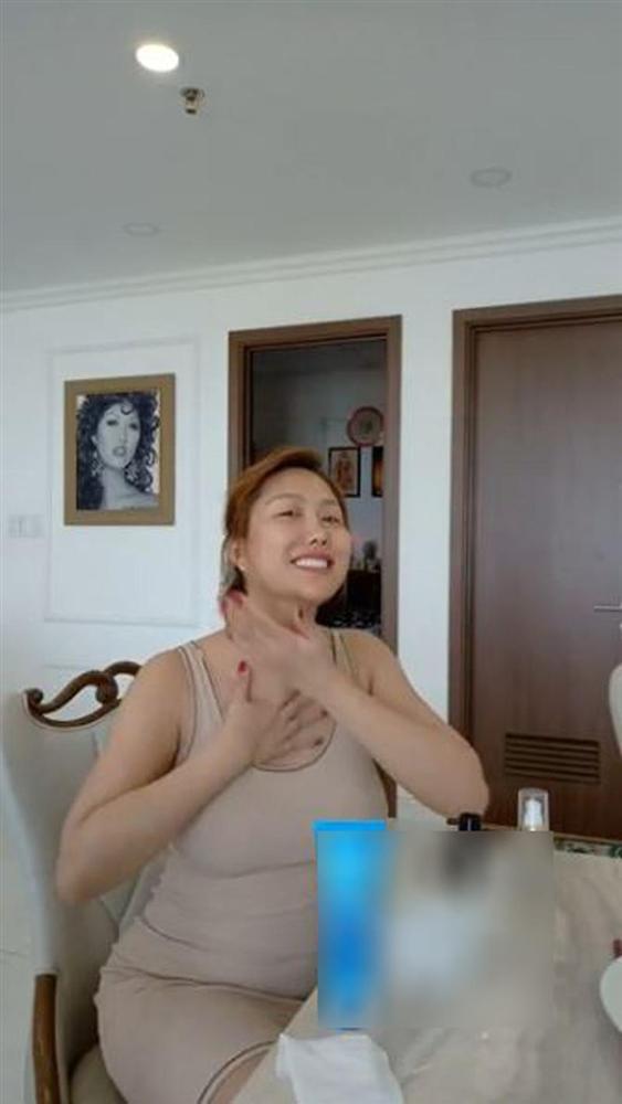 Phi Thanh Vân,  Phi Thanh Vân tăng cân, kỳ nghỉ  Phi Thanh Vân