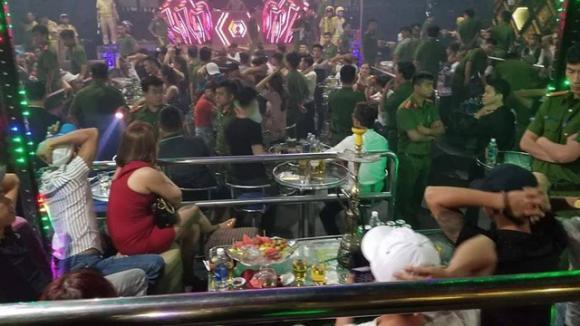 dương tính ma túy, quán bar, quán bar F3 Club, Đà Nẵng