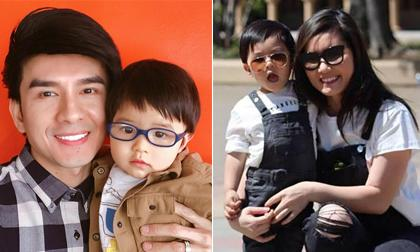 con trai Đan Trường, Thiên Từ, vợ Đan Trường
