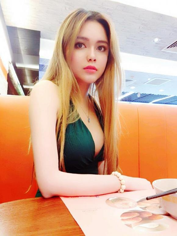 Hot girl cao diệp anh,hot girl Word Cup,phim mê cung