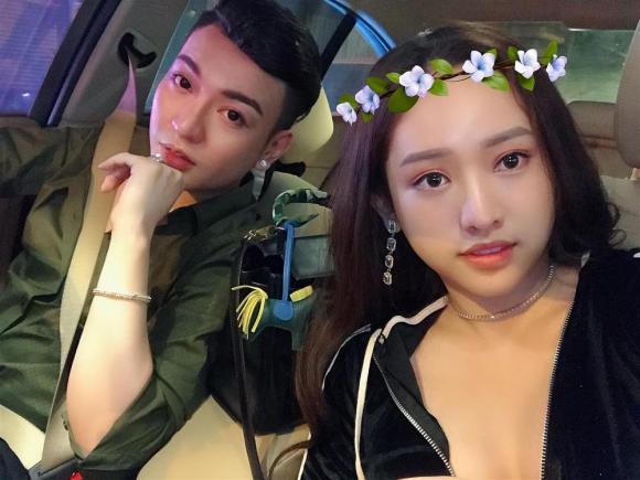 Thúy Vi, hot girl Cà Mau, tình cũ của Phan Thành