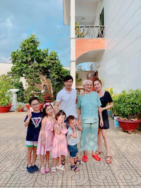 Lý Hải, mẹ Lý Hải, gia đình Lý Hải