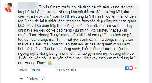 Hoàng Thùy, H'Hen Niê, sao Việt