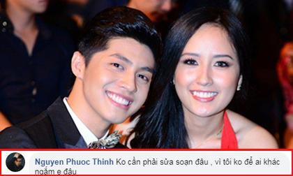 Noo Phước Thịnh, Hoàng Ku, sao Việt